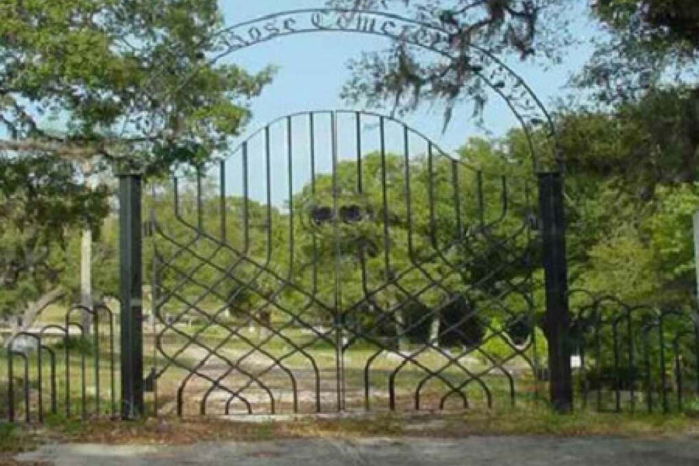 Oldes African Amecian Cementery in Florida