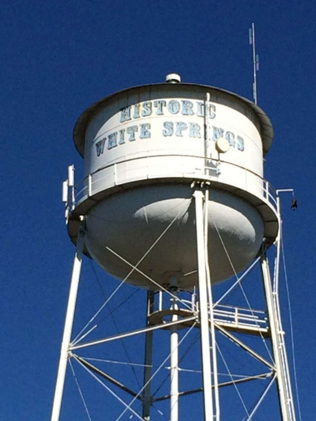 White Springs Water Tower