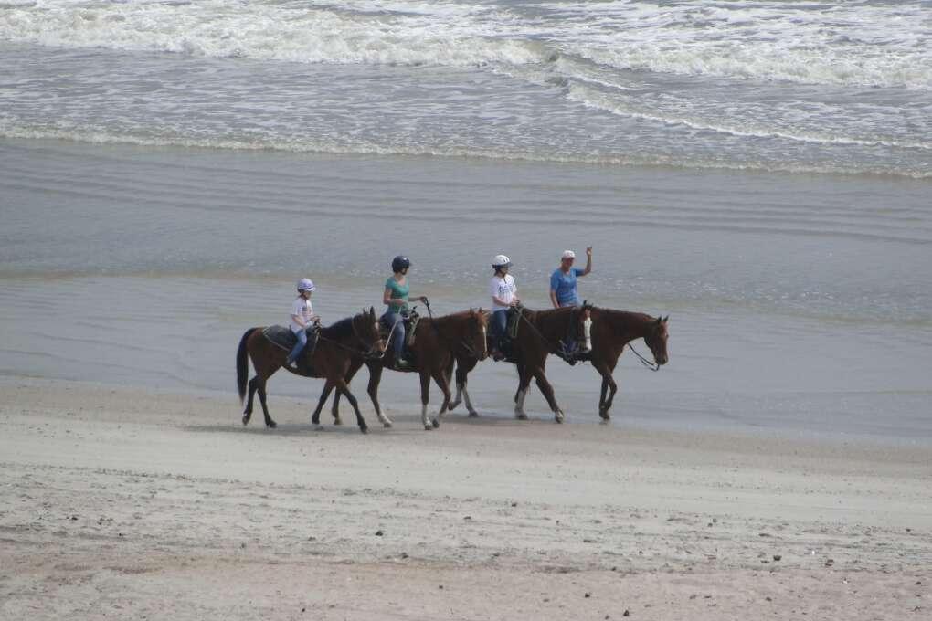 best places in Northwest Florida - horseback riding