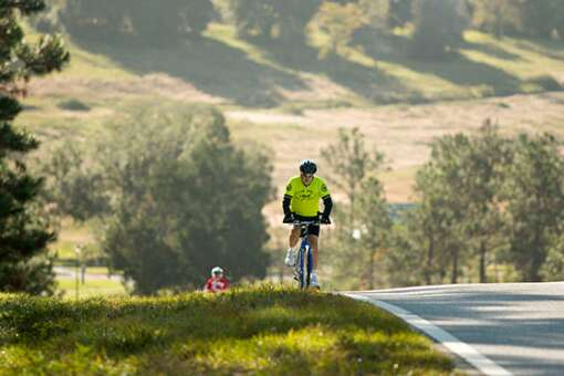The Green Mountain Scenic Byway, while also popular with car clubs, is a prime spot for touring and competitive cyclists who like to train and race on the curves and hills.