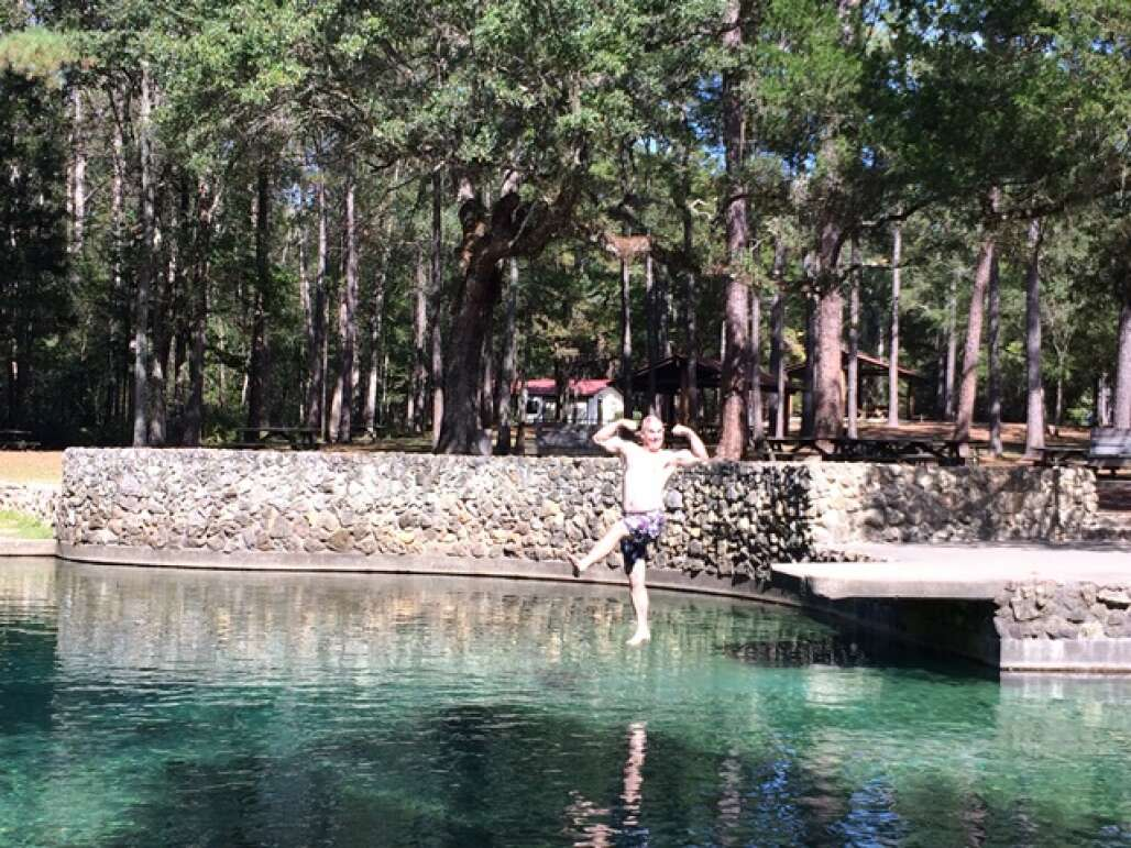 ponce de leon springs at holmes county