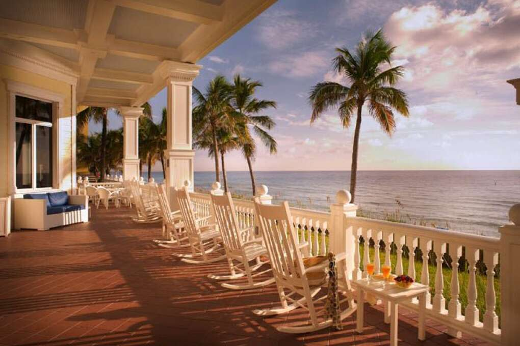 Fort Lauderdale Florida waterfront hotel