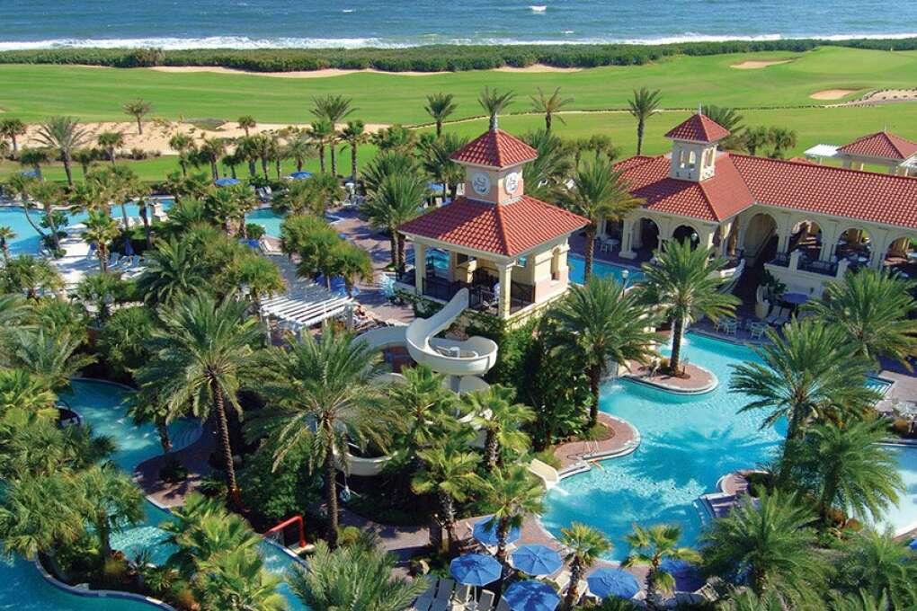 A top Florida tennis resort at Hammock Beach