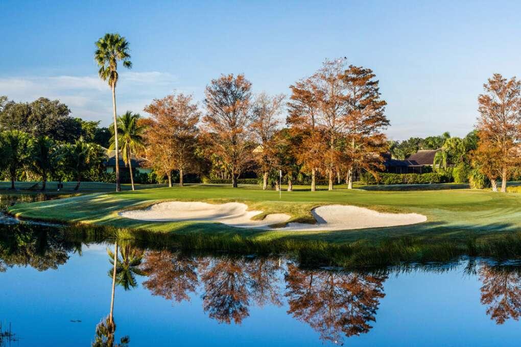 golf and tennis resort in Palm Beach gardens Florida