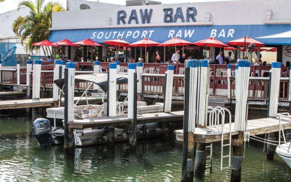 Southport Raw Bar em Fort Lauderdale