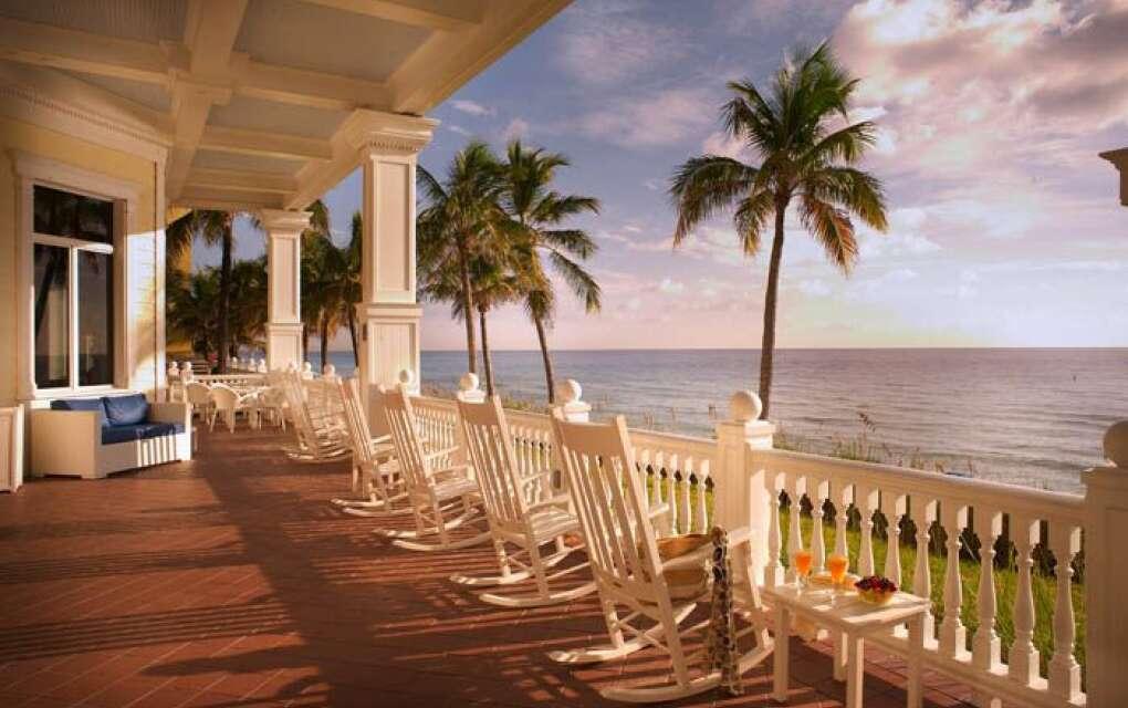 Ocean 2000, no Pelican Grand Hotel em Fort Lauderdale