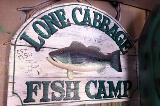 Lone Cabbage Fish Camp - a top 10 restaurant in Florida
