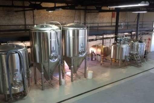 brewery machines at engine 15 brewery