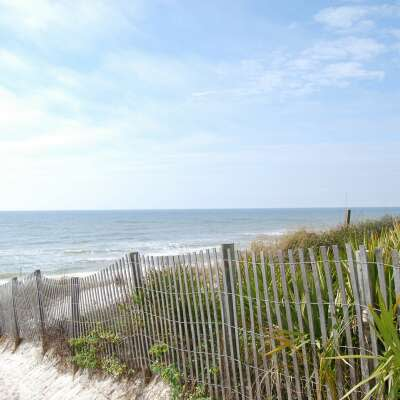 You can drink from cans on South Walton beaches