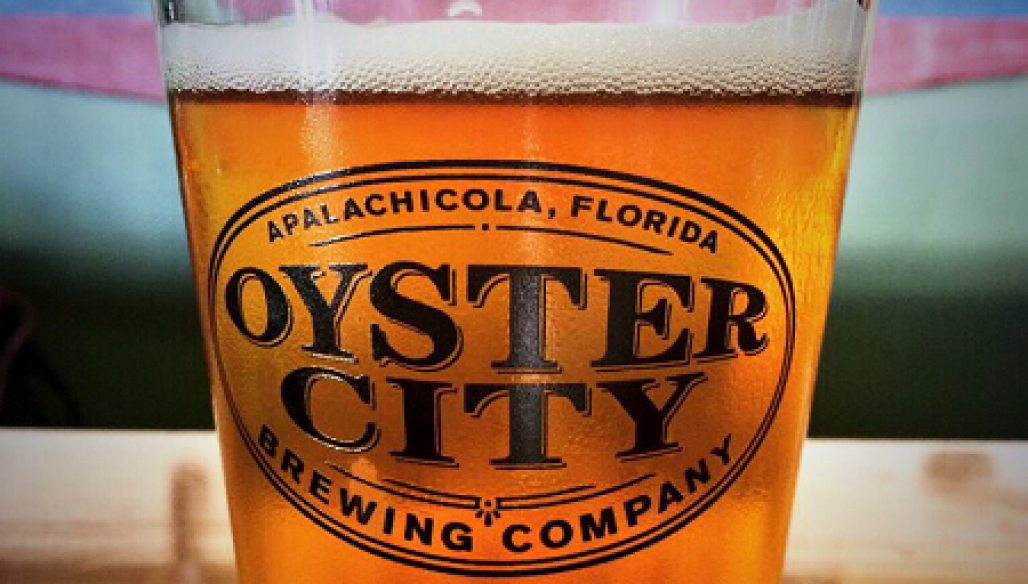 Good tasting beer at Oyster City Brewing Company