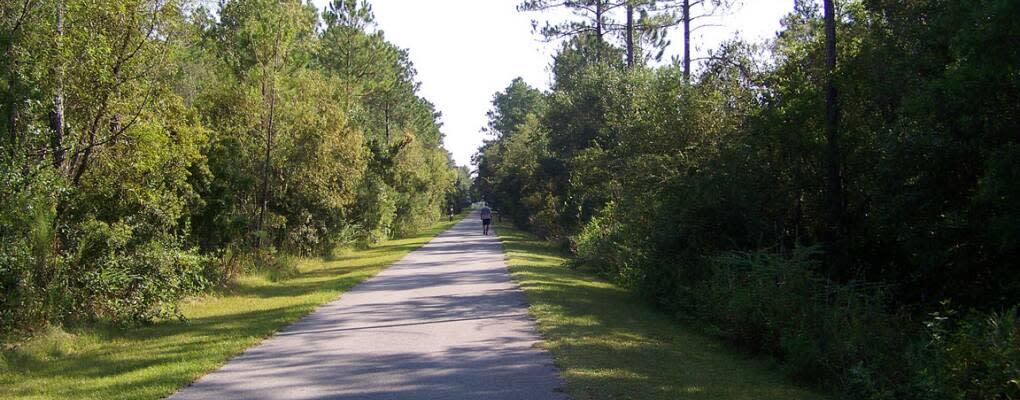 black heritage state trail