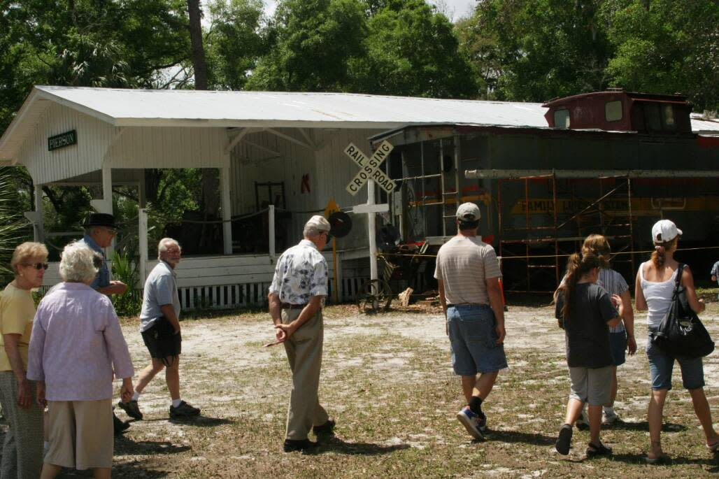 Take a tour at the Pioneer Settlement for the Creative Arts