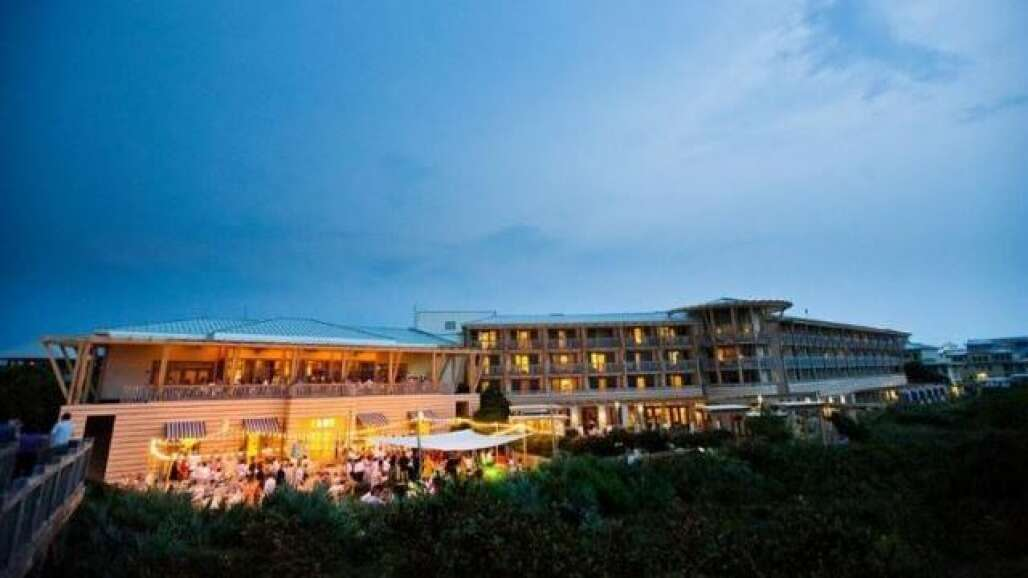 The WaterColor Inn & Resort in Santa Rosa Beach is one of the venues for South Walton's popular 30A Songwriters Festival.