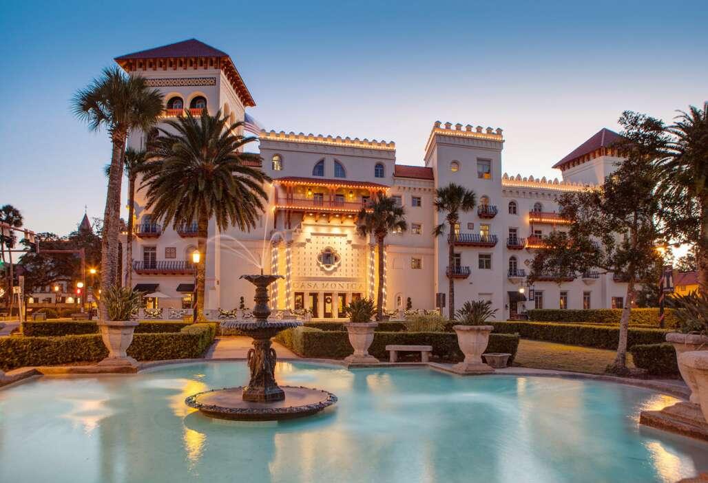 Casa Monica Resort & Spa in St. Augustine