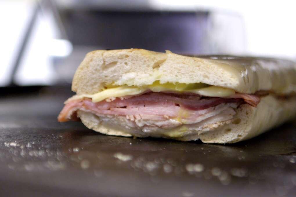 Un sándwich cubano