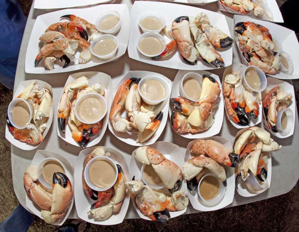 Key Largo Stone Crab & Seafood Festival