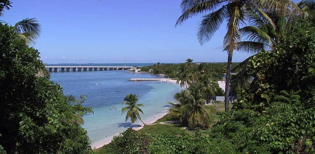 Beautiful Bahia Honda State Park
