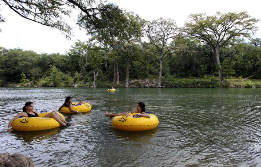 Tubers must follow social distancing guidelines. Only come tubing with those in your household. If you are sick or have been sick recently, stay home.