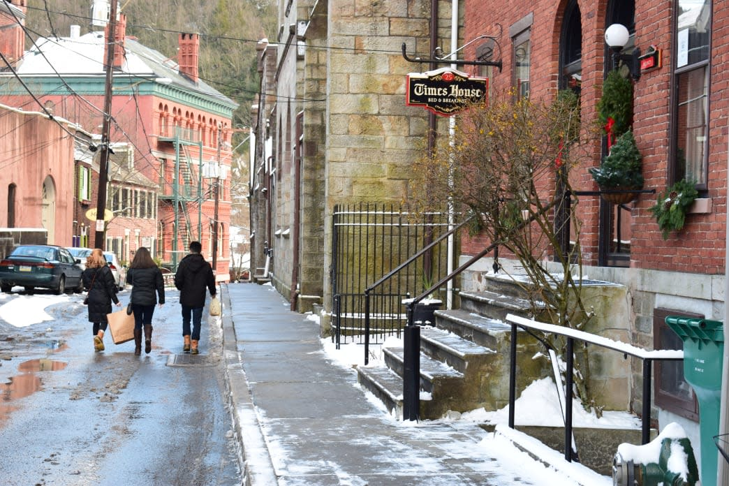 Visit Historic Downtown Jim Thorpe