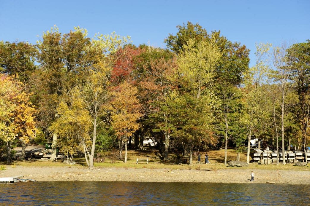 See the Fall Foliage up Close in the Poconos