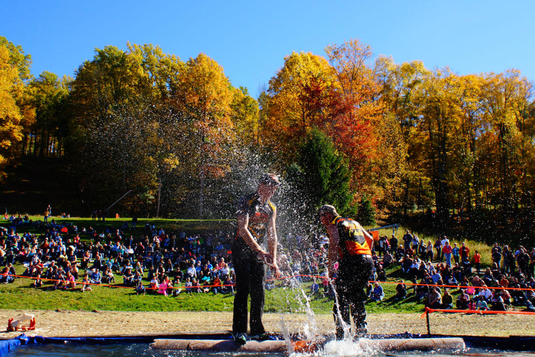 Annual Autumn Timber Festival at Shawnee Mountain boasts great foliage