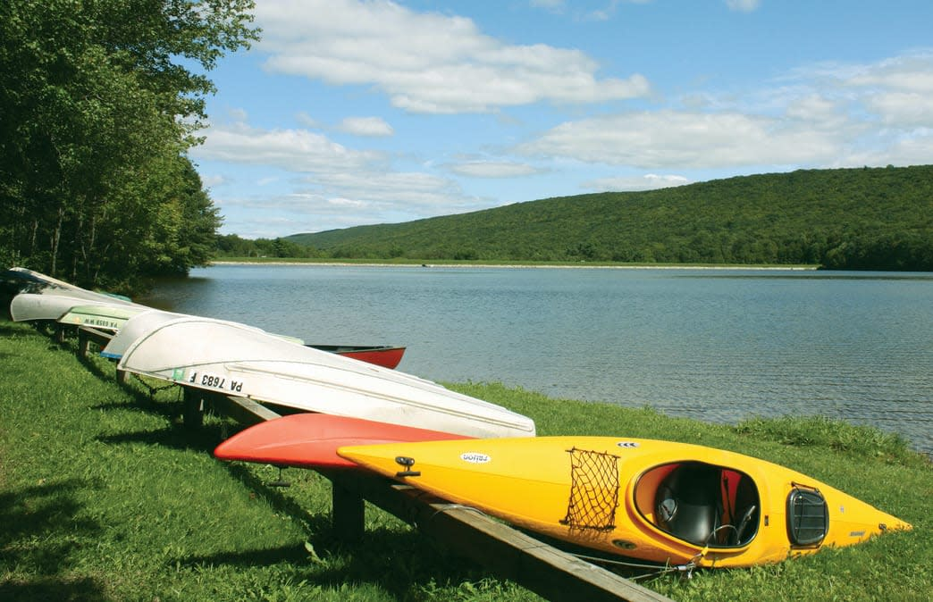 State Parks offer many activities to enjoy throughout the summer