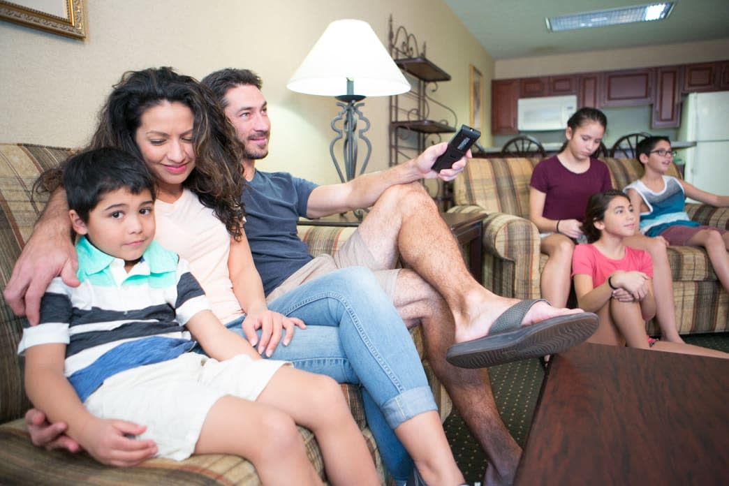 Relax with the Family at Split Rock Resort