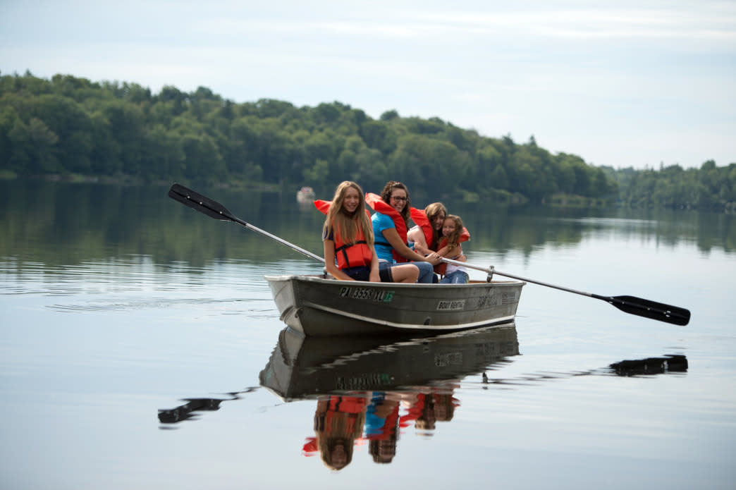 Enjoy A Day on the Water at Promised Land State Park