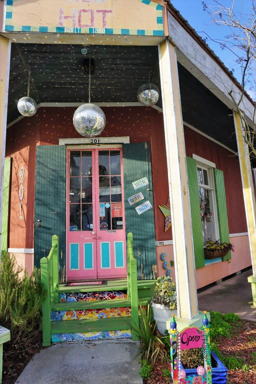 Social Chair, shop in Old Town