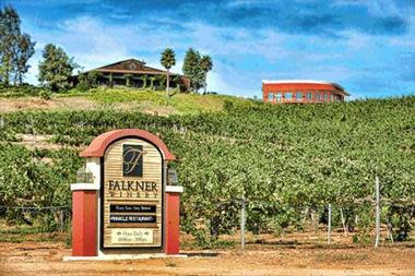 Falkner Winery, Temecula, California