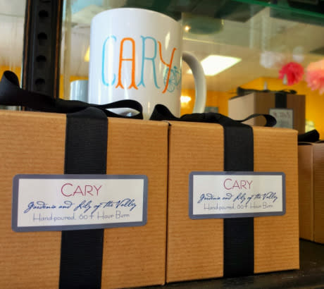 Cary_Visit Raleigh story