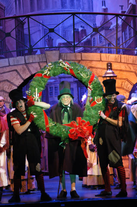 Holidays, Theatre in Greater Raleigh, A Christmas Carol
