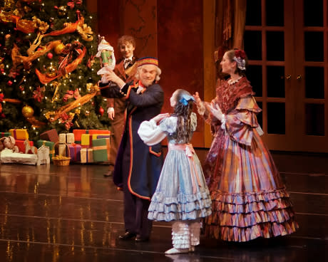 Carolina Ballet's The Nutcracker in Raleigh