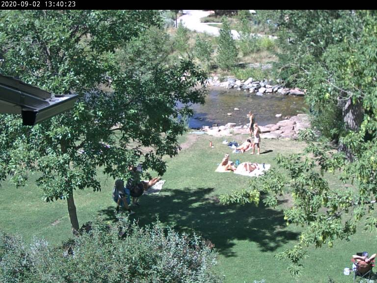 Boulder Creek Webcam