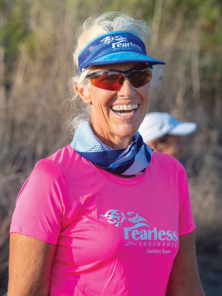 Ingrid Miller Of Fearless Endurance