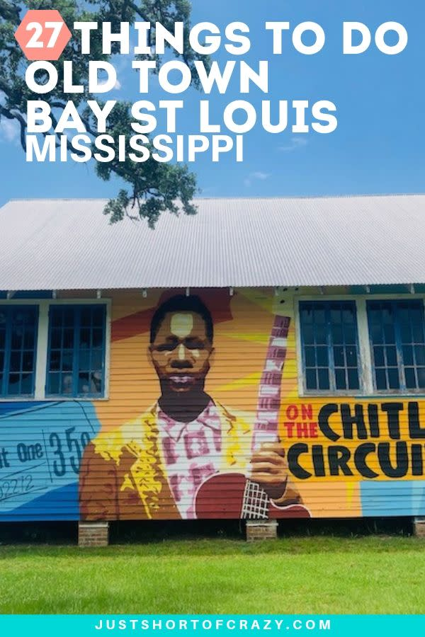27 things to do in old town bay st louis ms