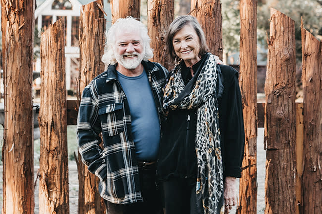 Chuck and Rose Lane Leavell, Credit: Kirstin Israel Photography LLC