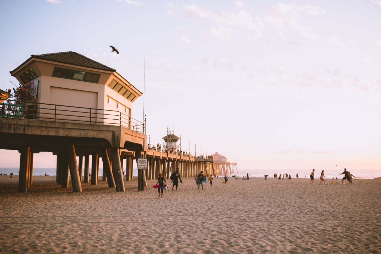 Free Things To Do In Orange County This Weekend - Surfing at Huntington Beach