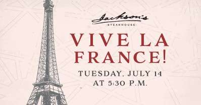 Vive la France: A wine and food event