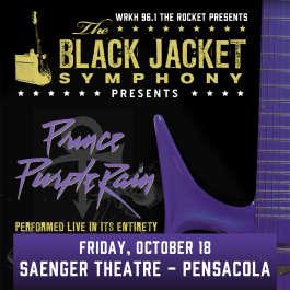 Black Jacket Symphony Presents: Prince's Purple Rain