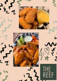 Wing Night at the Reef