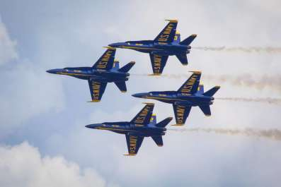 2020 Blue Angels Homecoming Show