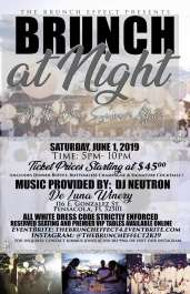 Brunch Effect Presents at Night: An All White Summer Affair