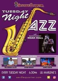 Tuesday's Jazz Night