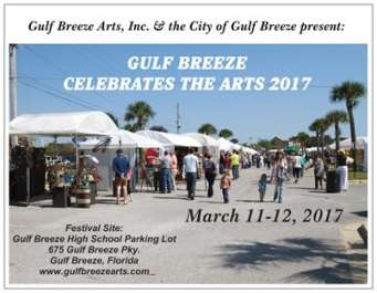 Gulf Breeze Celebrates 26th Annual Arts Festival