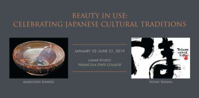 BEAUTY IN USE: CELEBRATING JAPANESE CULTURAL TRADITIONS