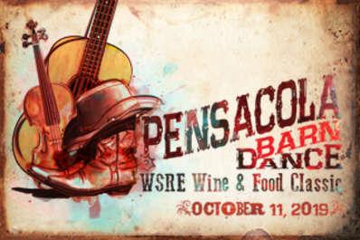 "WSRE ""Pensacola Barn Dance"" Wine & Food Classic"