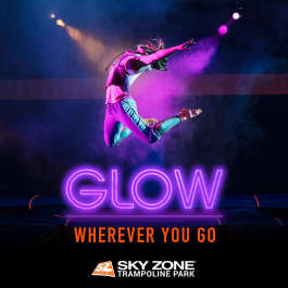 Sky Zone Glow Night
