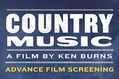 """Country Music"" Free Film Screening"