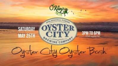 Oyster City Oyster Bash at O'Riley's Irish Pub